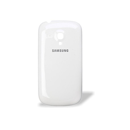 Samsung Galaxy S3 Mini Battery Cover (White)