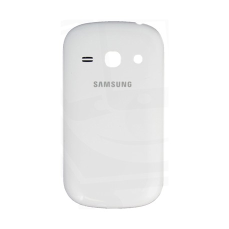 Samsung Galaxy 6810 Battery Cover (White)