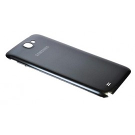 Samsung Galaxy Note 2 Battery Cover (Grey, White)