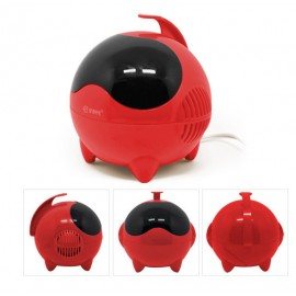 Helmet Head USB Powered PC/ Laptop Speakers