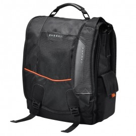 Everki Urbanite Laptop Vertical Messenger Bag, Up to  14.1""