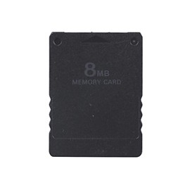 Playstation 2, 8MB Memory Card