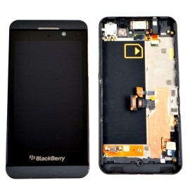 Blackberry Z10 LCD Display Touch with Frame