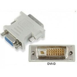 DVI-I to VGA Adapter