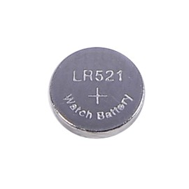 AG0 / LR521 Watch Battery : 2Pc