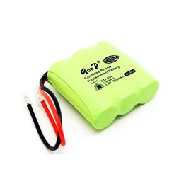 GD-404 Cordless Phone Battery 3.6V 300mAh, GB/ T18288-2000