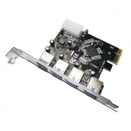 AP Link 4 Port USB3.0 PCI-E Card