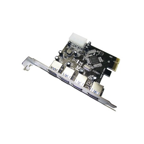 4 Port USB3.0 PCI-E Card