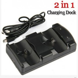 Playstation 3 Charging Dock : PS3 Move, PS3 Controllers