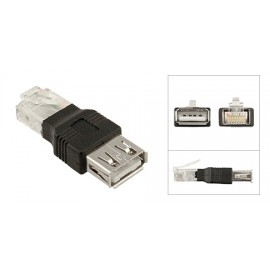 USB Female to RJ45 Adapter