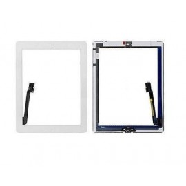 iPad 3, 4 Touch Screen Glass, Digitizer (Black or White)