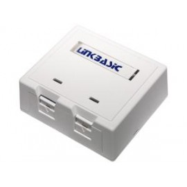 Cat5e Double Surface Mount Box