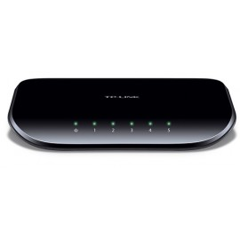 TP-LINK SG1005D GIGABIT 5 PORT SWITCH