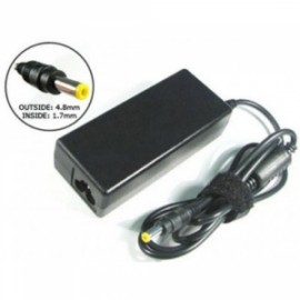 HP 65W Generic Laptop Charger, Small Yellow Tip (4.8, 1.7)