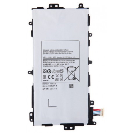 "Samsung Galaxy Note 8.0"", N5100 Battery, SP3770E1H"