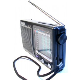 CMiK Mini Portable FM Radio