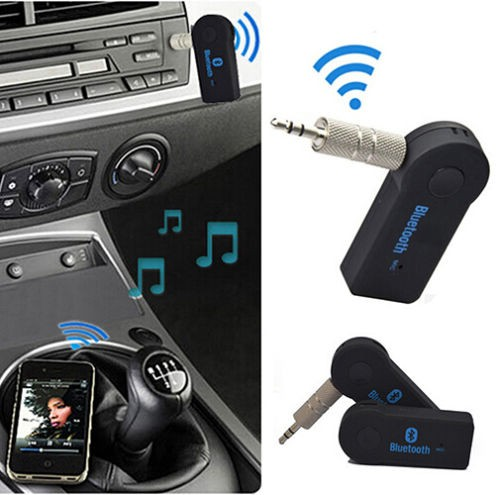 Car Bluetooth Music Receiver Hands Free Was Sold For R139 00 On 28 Aug At 07