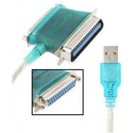 USB to Parallel Printer Cable 1.2m