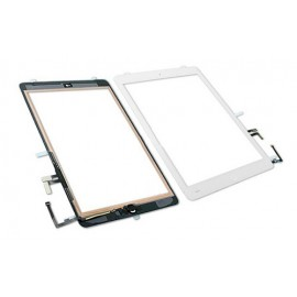 iPad Air 1, A1822, A1475, A1474, A1476 Touch,Digitizer Screen Glass (Black or White)