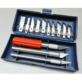 13PC Precision Knife Set