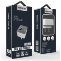 Dual USB Wall Travel Charger  2.4A