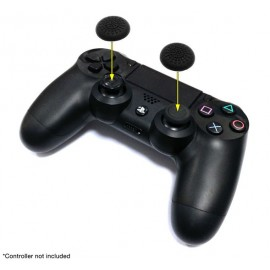PS4, Xbox Thumb Grips (4 Pack)