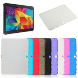 "Samsung Galaxy Tab 4, T530/T531/ T535, 10.1"" Rubber Case (Frosted)"