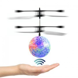Helicopter Induction Flying Toy