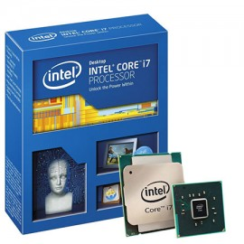 Intel Core i7 5930K - 3.50GHz Six Core, Socket 2011