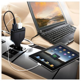 Huntkey X-MAN 90W Laptop Car Charger