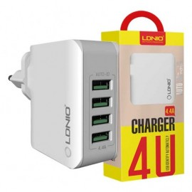 LDNIO 2 Port Home Charger + Micro USB Cable