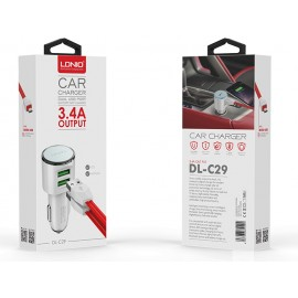 LDNIO Qualcom Quick Charge Home Charger + Micro USB Cable