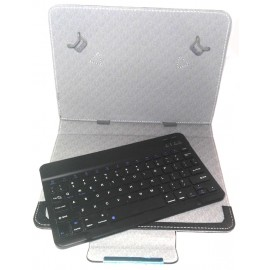 Universal Tablet Keyboard + Case 10""