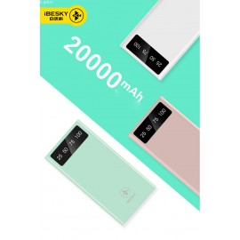 iBesky 20000mAh Large Capacity Powerbank