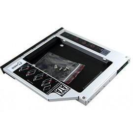 "Aluminum USB3.0  2.5"" SATA Hard Drive Enclosure/ Case"