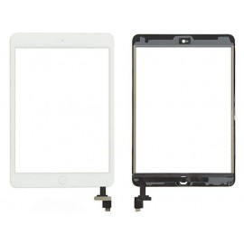 iPad Mini 1 , iPad Mini 2 Touch, Digitizer Screen Glass (Black or White)