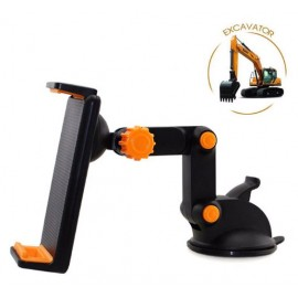 Ohoyo Excavator Suction Cellphone, Tablet Car Holder