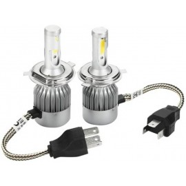 C6-H4 LED Headlight 36W, 3800LM (Pair)