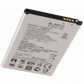 LG K10, K20, K20 Plus Replacement Battery : BL-46G1F