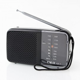 CMIK Portable AM, FM Radio