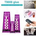 T9000 Adhesive Glue for Mobile phone , Jewellery ,Craft , Toy ,Handicraft (110ml)