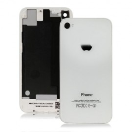 iPhone 4s Battery Back Cover (White)