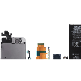 Components + Cellphone Cases