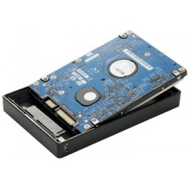 Hard Drive Enclosures + Adapters